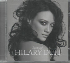 Hilary Duff Best Of CD NEU Reach Out Holiday Stranger With Love Play With Fire