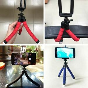 Universal Octopus Stand Tripod Mount Holder for iPhone Samsung Smartphone Camera