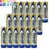 18 MAXELL ALKALINE AA R6 BATTERIES 1.5V  MN1500 AM3 E91 EXP 2023 NEW