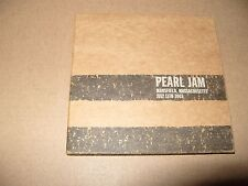 Pearl Jam Mansfield Massachusetts July 11th 2003 3 cd digipak Ex + Condition
