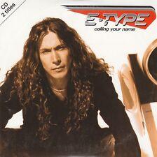 E-TYPE - Calling your name 2TR CDS 1996 EURODANCE
