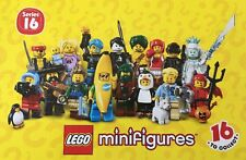LEGO 71013 SEALED Minifigures Series 16- COMPLETE Set Retired New FREE SHIPPING