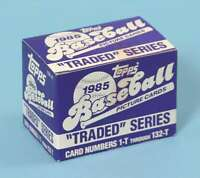 1985 TOPPS TRADED TEAM SETS - U Pick LOW PRICES YANKEES CARDINALS METS  ROOKIES