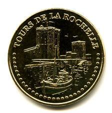 17 LA ROCHELLE Les tours, 2015, Monnaie de Paris