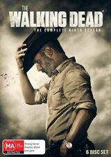 The Walking Dead Season 9 BRAND NEW Region 4 DVD GENUINE