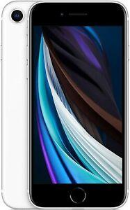 "Smartphone Apple iPhone SE 2020 (64GB) Bianco White Nuovo Display Retina HD 4,7"""