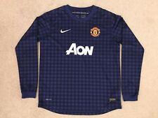 Manchester United Away Goalkeeper Football Shirt 2012-2013 Size: Boys XL