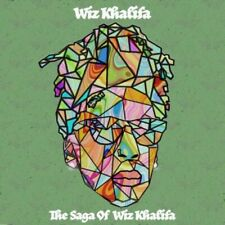 Wiz Khalifa | The Saga of Wiz Khalifa (CD Mixtape)