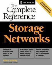 Networking Ser.: Storage Networks : The Complete Reference by Marc Farley and...