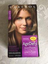 Clairol Expert Collection Age Defy Hair Color Dye 8A Medium Ash Blonde