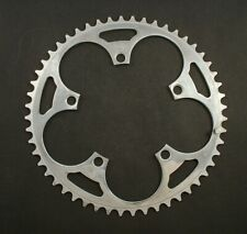 NOS Zeus Chainring All Sizes 119 BCD Black Vintage Retro New Old Stock