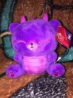 "Russ Berrie Plush Drago Bear Stuffed Animal Soft 6"" Fantasy Kingdom MeBears"