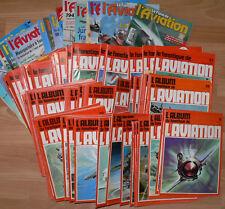 F  1 (une) x Revue LE FANA DE L'AVIATION : n° 14 ,15 , 16 ou 17