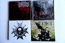 DEATH METAL / NWOBHM / BLACK METAL HC  CD job lot BRAND NEW