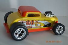NYLINT PRESSED STEEL  FORD ROADSTER HOT ROD,  CHROME MAGS!