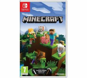 Details about  NINTENDO SWITCH Minecraft