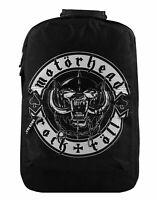 """Free Uk Del Skate Bag New SLIPKNOT /""""WAIT /& BLEED/"""" ROCKSAX Rucksack"""