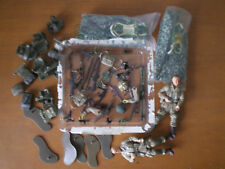 ELITE FORCE 1/18 - WWII US Army Paratroops figures Equipment Dragon Action18 XD