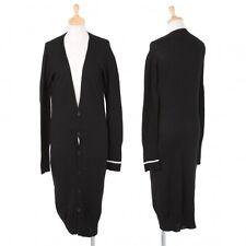 Yohji Yamamoto FEMME Cotton Cardigan Size 2(K-46557)