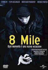 Dvd 8 MILE Kim Basinger - (2002) *** Contenuti Speciali *** ....NUOVO