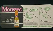 Moussec Vin Vos Mains Et Votre Destiny Tapis Dessous Ltd Edition 1-3 1970S ?