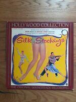 Various – Silk Stockings CBS – CBS 70290 Vinyl, LP, Reissue, Mono With Poster