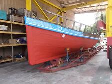 Boat Spray-On Bedliner, Marine Grade coating on Fiberglass, Aluminum or Wood