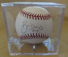 Seattle Mariners BEN DAVIS Signed OMLB Autographed Baseball In Case