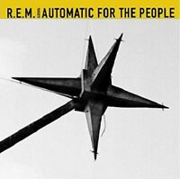 R.E.M. - AUTOMATIC FOR THE PEOPLE (25TH ANN. LIMITED BOXSET)  3 CD+BLU-RAY NEU