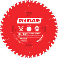 Freud Diablo Saw Blade-12in x 44T #D1244X