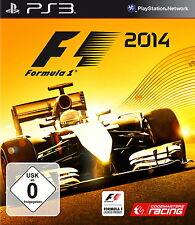 Ps3 juego f1 2014 fórmula 1 - 2014 formula muy buen estado! envío rápido!!!