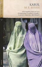 Kabul by M. E. Hirsh Novela Historica (Spanish, Paperback)
