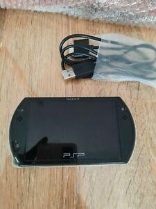 Sony PSP Go Noir Piano-piraté/Préchargé 6.20 PRO-B9