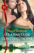 Les amants de Constantinople.Carol TOWNEND.Poche  T002