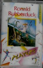 Ronald Rubberduck (Players 1986) C 64 Cassette (Tape) (Game, Manual, Box)
