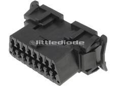 MX-51115-1601 Connector diagnostic OBD II socket female PIN16 30V 511151601