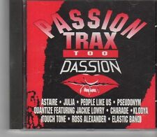 (FX599) Passion Trax Too - 1994 CD
