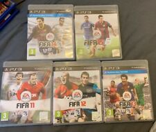 FIFA GAMES BUNDLE PLAYSTATION3(PS3) 11 12 13 14 15 VERY GOOD FAST SAME DAY POST