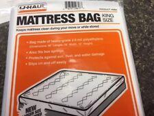 "Uhaul Mattress Bag Protector (King) 96"" x 78"" x 10"""