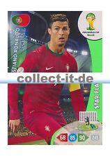 Panini Adrenalyn XL World Cup 2014 - 277 - Cristiano Ronaldo - Star Player