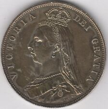 More details for 1888 victoria half crown | british coins | pennies2pounds