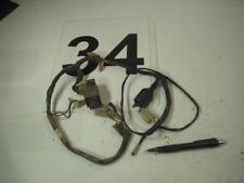 1982 atc185 atc185s honda wire harness cdi used wh34