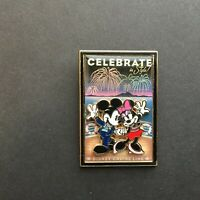 DCL - Celebrate in Style! Mickey and Minnie Mouse Disney Pin 84183