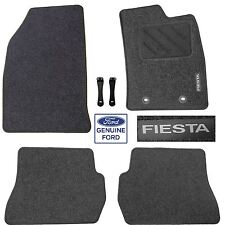 New Genuine Ford Fiesta MK6 2001-2008 Set of 4 Tailored Carpet Mats Front+Rears