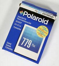 POLAROID 779 PLUS FILM PACK 02/05 EXPIRED