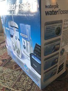 Waterpik Water Flosser Ultra WP-130W Countertop & Nano WP-270W/305W Travel NIB