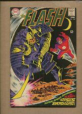 Flash #180 - 1968 (Grade 3.0) Wh