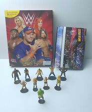 WWE My Busy Books Includes Fact Book, 10 WWE Wrestling Figures & Playmat