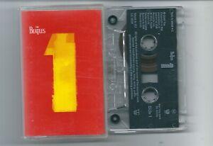 THE BEATLES - 1 / Tape Album / EX