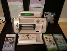 Cricut Electronic Cutter #CRV001, With 2 Mats & 3 Cartridges, Including Artiste
